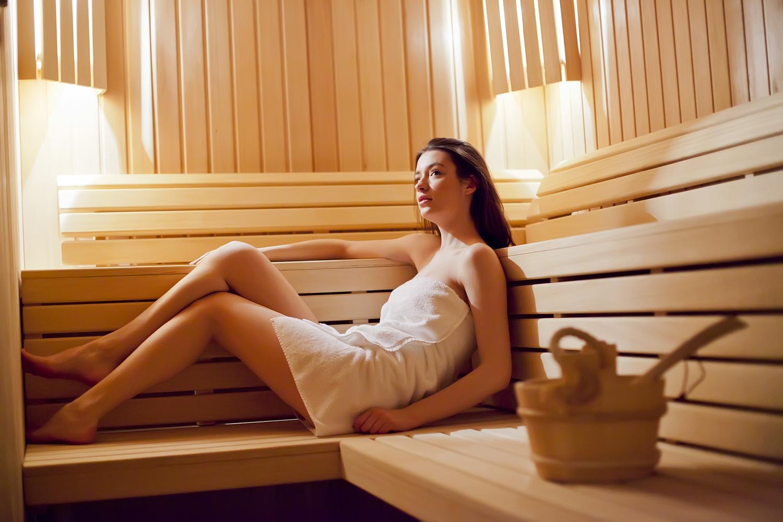 Русская баня девочки 27 фотография