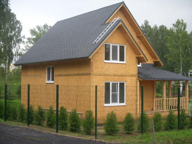 строительство домов из sip-панелей