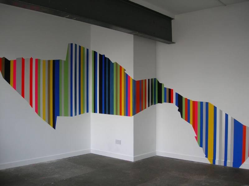 Покраска стен водоэмульсионной краской: фото, идеи