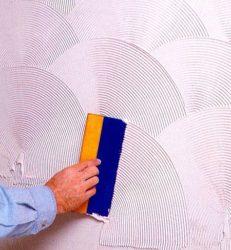 Дизайн стен водоэмульсионной краской с фото